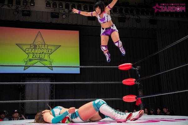 "Stardom:""5*Star GP 2018"" Mayu Iwatani es la vencedora 6"