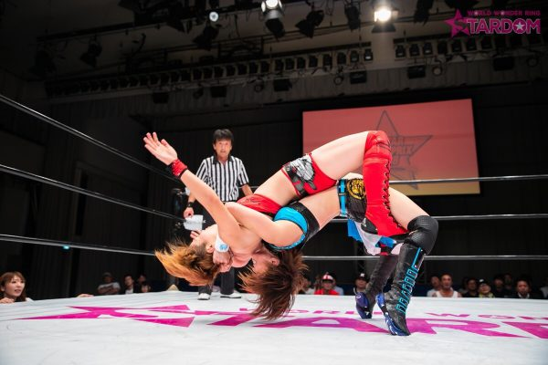 "Stardom:""5*Star GP 2018"" Mayu Iwatani es la vencedora 8"