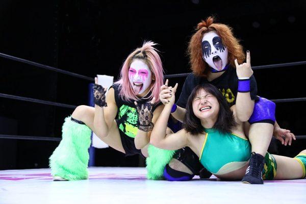 "Stardom: ""Goddesses of Stardom Tag League 2019"" Despuntan líderes 1"