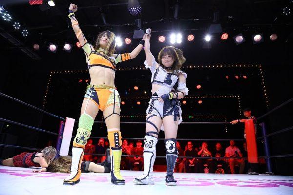 "Stardom: ""Goddesses of Stardom Tag League 2019"" Despuntan líderes 2"