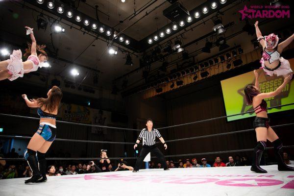 """Stardom: """"Best of Goddess 2019"""" Mayu Iwatani se corona 4"""