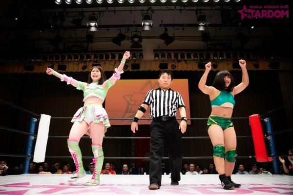 """Stardom: """"Best of Goddess 2019"""" Mayu Iwatani se corona 2"""