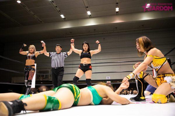 """Stardom: """"9th Anniversary in Osaka"""" Jamie Hayter se corona 3"""