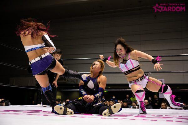 """Stardom: """"9th Anniversary in Osaka"""" Jamie Hayter se corona 5"""