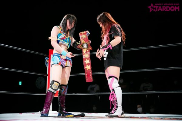 "Stardom: ""New Summer 2020"" Doble jornada en el Shin-Kiba 1st RING 13"