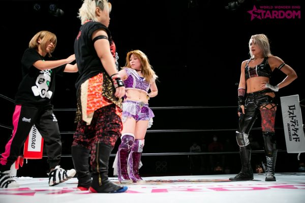 "Stardom: ""New Summer 2020"" Doble jornada en el Shin-Kiba 1st RING 16"