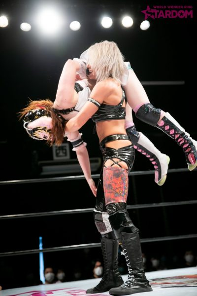 "Stardom: ""New Summer 2020"" Doble jornada en el Shin-Kiba 1st RING 15"
