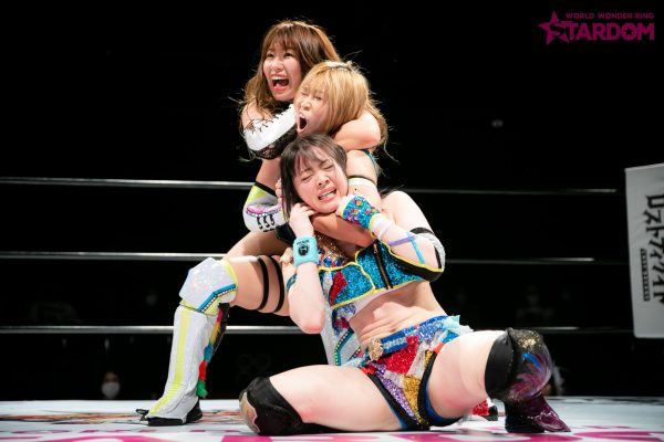 "Stardom: ""New Summer 2020"" Doble jornada en el Shin-Kiba 1st RING 12"