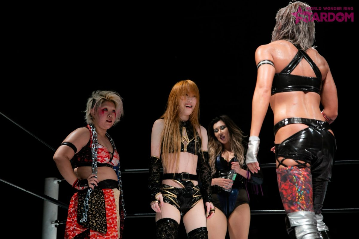 "Stardom: ""New Summer 2020"" Doble jornada en el Shin-Kiba 1st RING 11"